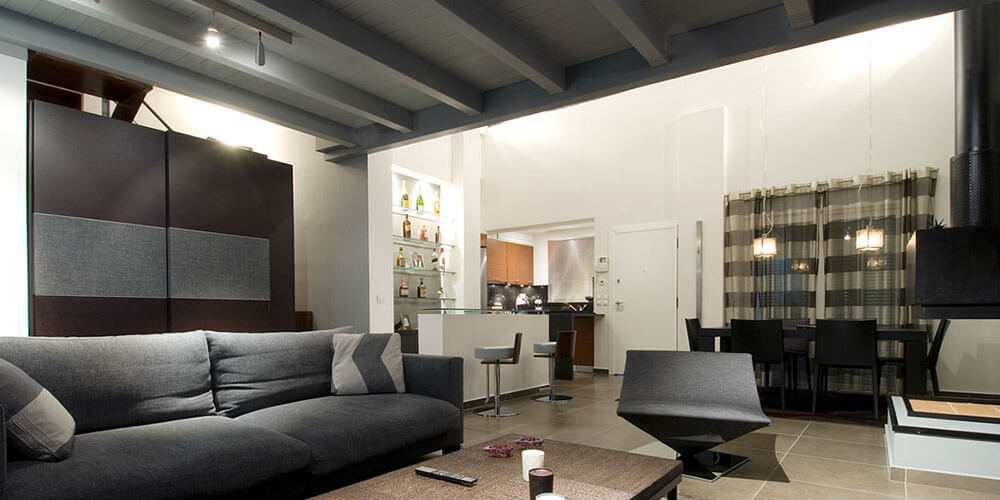 Renovation of room in Kifissia
